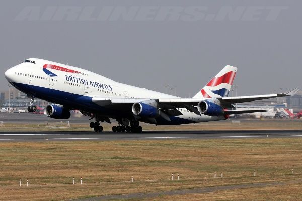 """Nuttin but 747""s"" 