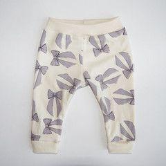 Wrap it up with kids bow leggings! www.nanokidsco.com