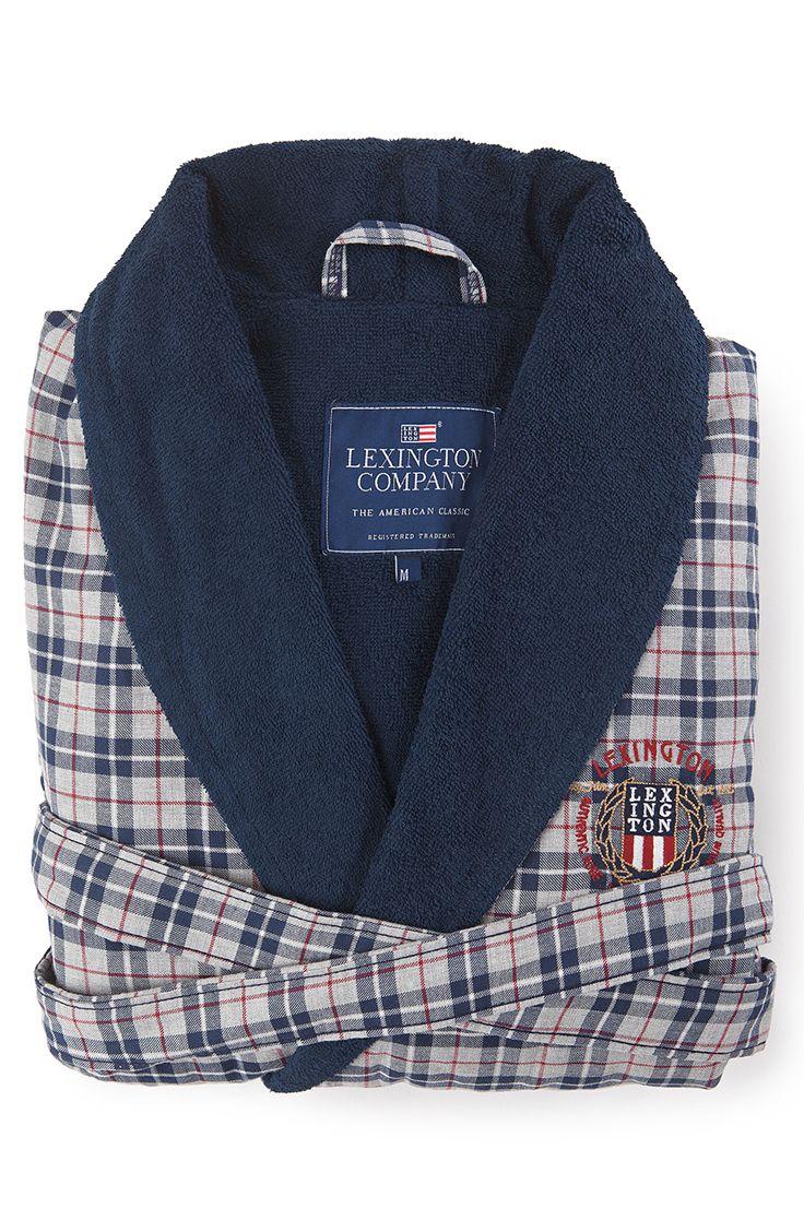 Lexington Lewis Robe