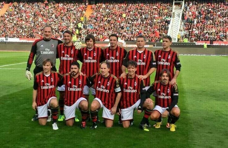 AC Milan Legends... Today