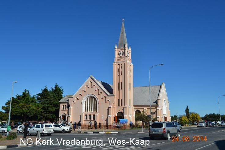 NG Kerk Vredenburg