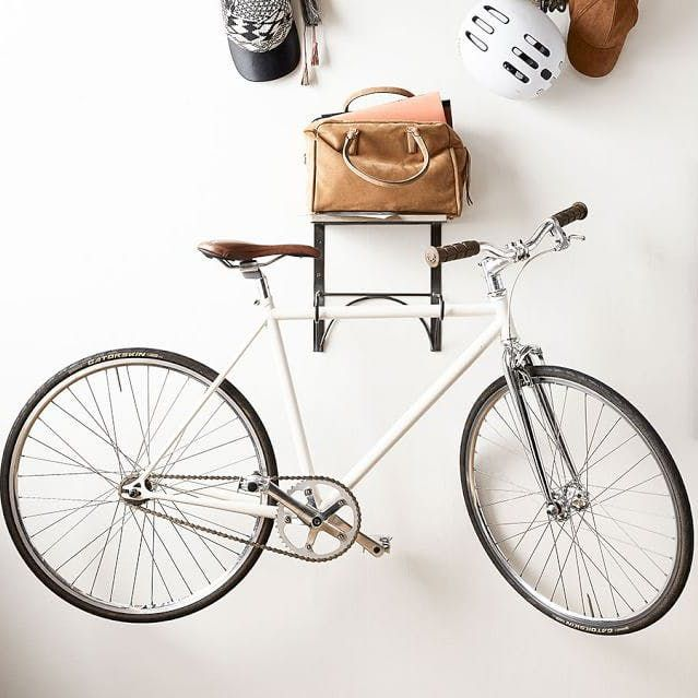 The 25 Best Indoor Bike Storage Ideas On Pinterest Bike Storage