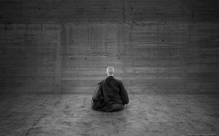 Zazen by AiK-art.deviantart.com on @deviantART
