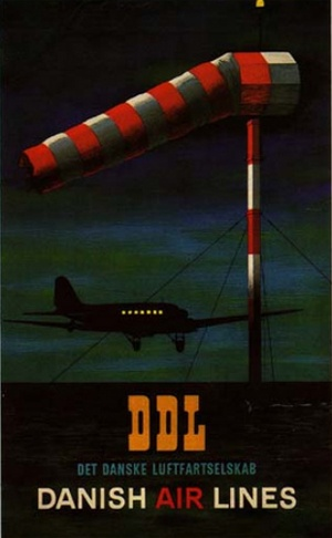The Compilation of Incredibly Collectable Vintage Airline Posters | DesignFloat Blog