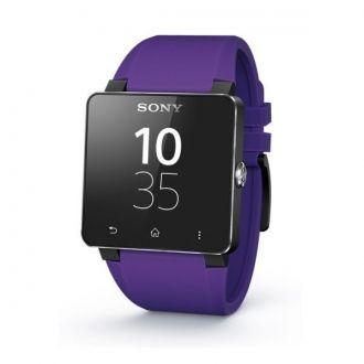 Kolor i styl dla każdego Dostosuj zegarek SmartWatch 2 do własnego stylu. Dodatkowy silikonowy pasek w ciekawym kolorze ożywi zegarek na Twojej ręce. Pasek nadgarstkowy do zegarka SmartWatch 2 ma 24 mm szerokości i dobrze mocuje się na teleskopach urządzenia SmartWatch.  Produkt w kolorze fioletowym.