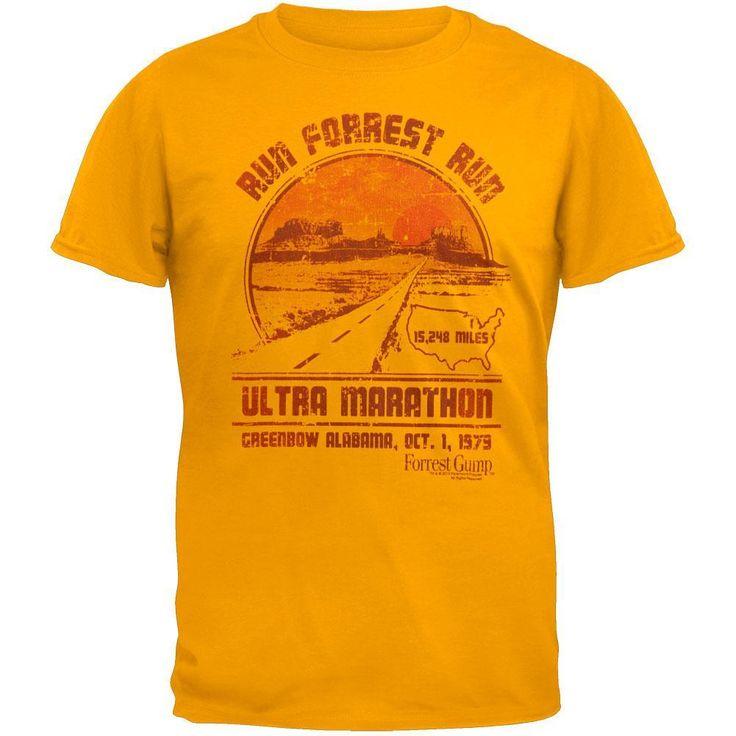 Forrest Gump - Ultra Marathon T-Shirt