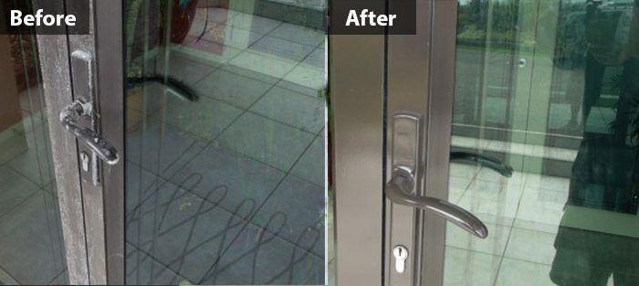 Aluminium joinery repainting in New Zealand | Systemex