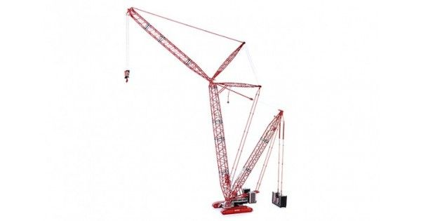 Mammoet Superlift 3800 Crawler Crane 1:50 Scale Conrad