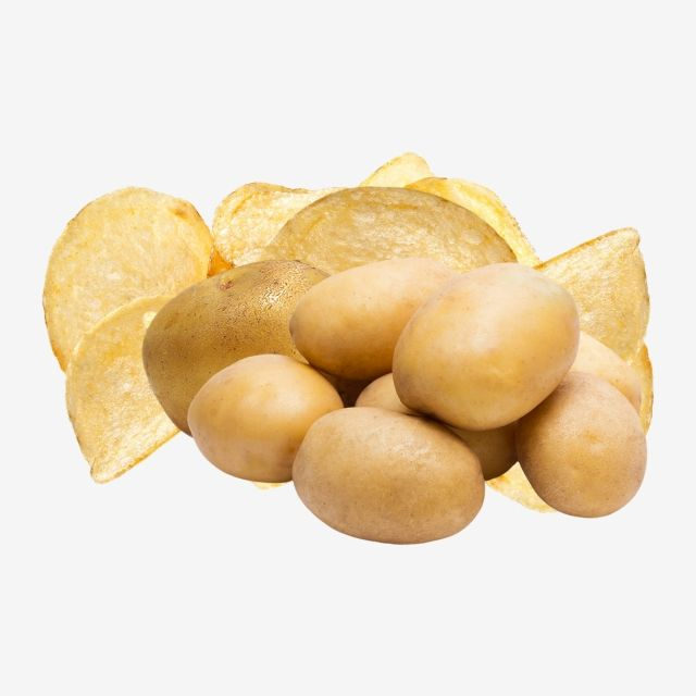 Potato With Homemade Potato Chips Png Background Potato Clipart Chips Potato Chips Png Transparent Clipart Image And Psd File For Free Download Potato Chips Chips Snack Chips