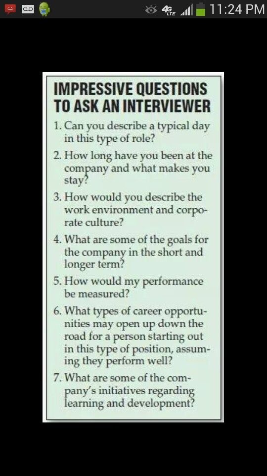 25+ best ideas about Possible interview questions on Pinterest ...