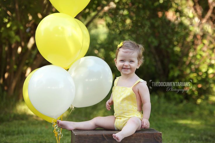 1st Birthday photo session by The Documentarians Photography