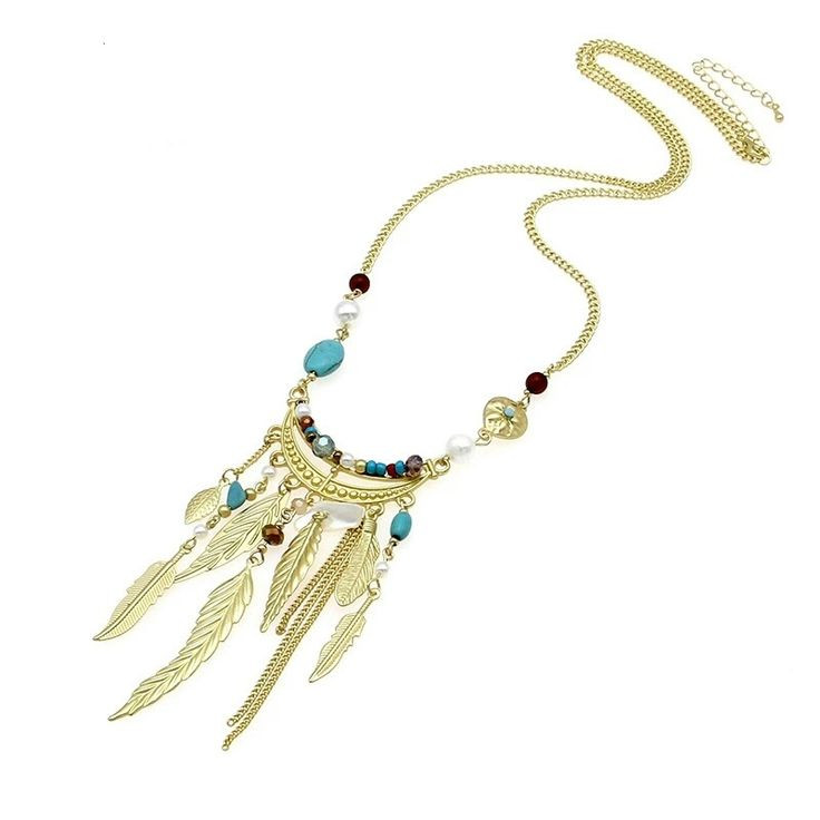 Collier Boho-chic laure 2017