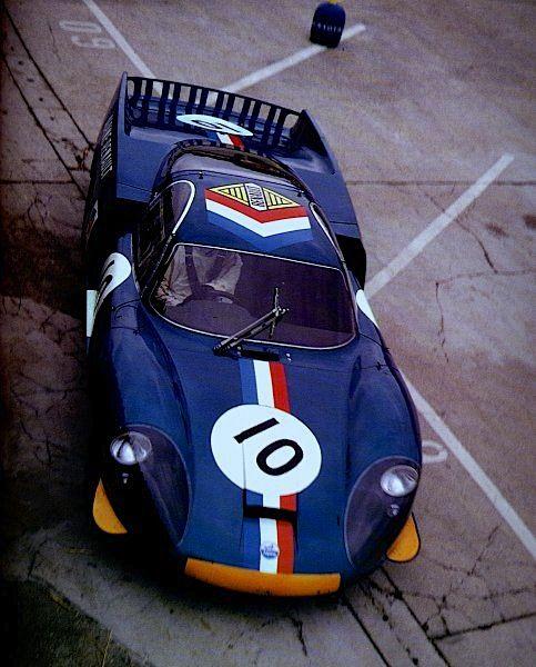 Renault Alpine A220 1968