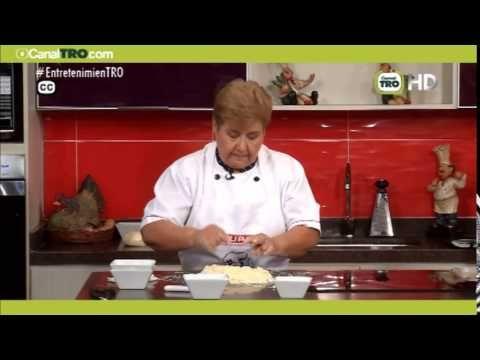 Receta del Día: Pan de yuca - YouTube