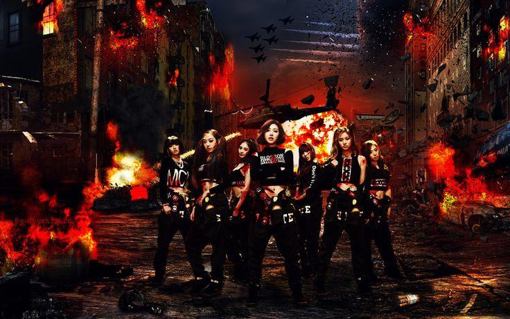 SONAMOO World Destroyed Photo manipulation by xlaidz