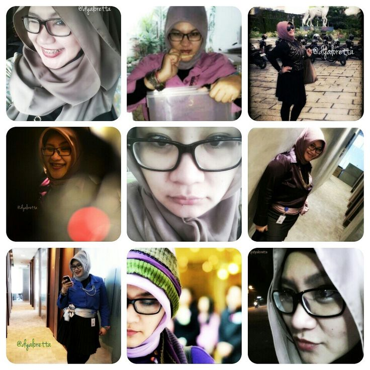 9 faces of me