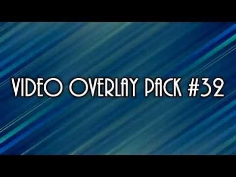 Video Overlay Pack #32 - YouTube