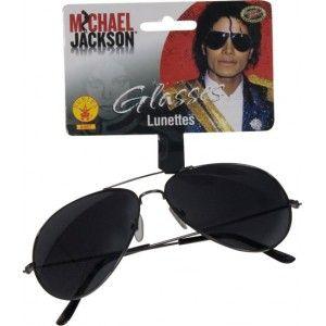 Lunettes Michael Jackson™  licence Michael Jackson, années 70, danse, spectacle, anniversaire, fêtes, carnaval