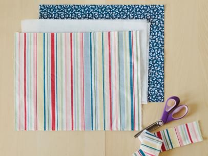 Make an Easy-to-Sew Lined Tote Bag | Easy Crafts and Homemade Decorating & Gift Ideas | HGTV