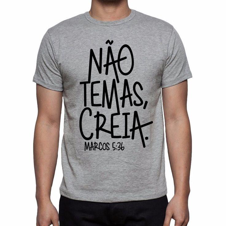 camiseta gospel | cristãs | evangélicas | versículo | bíblia