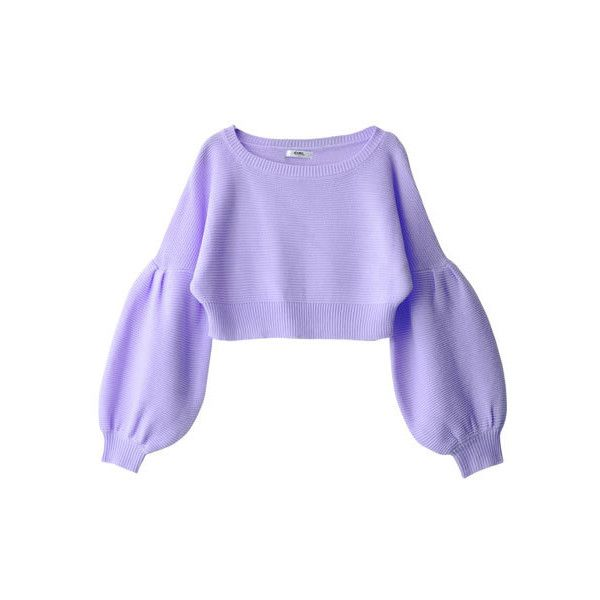 [mbc674] ❤ liked on Polyvore featuring tops, sweaters, shirts, shirt tops, purple shirt and purple top