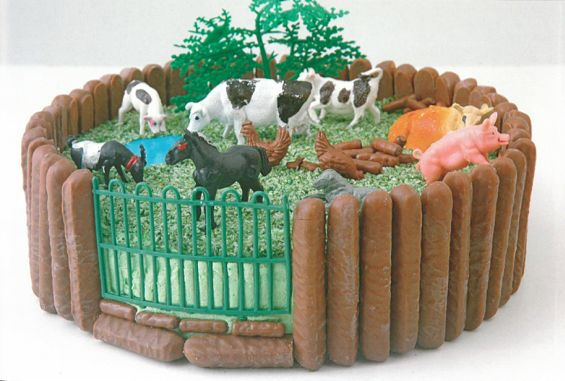 Farmyard | The Definitive Ranking Of Women's Weekly Children's Birthday Cakes