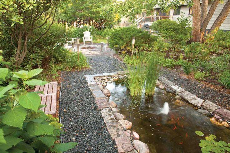 25 best ideas about grass alternative on pinterest lawn for Backyard pond maintenance