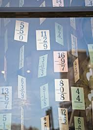 Image result for school library window decor ideas