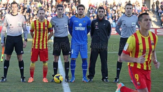 Getafe vrs FC Barcelona | FOTO: MIGUEL RUIZ - FCB