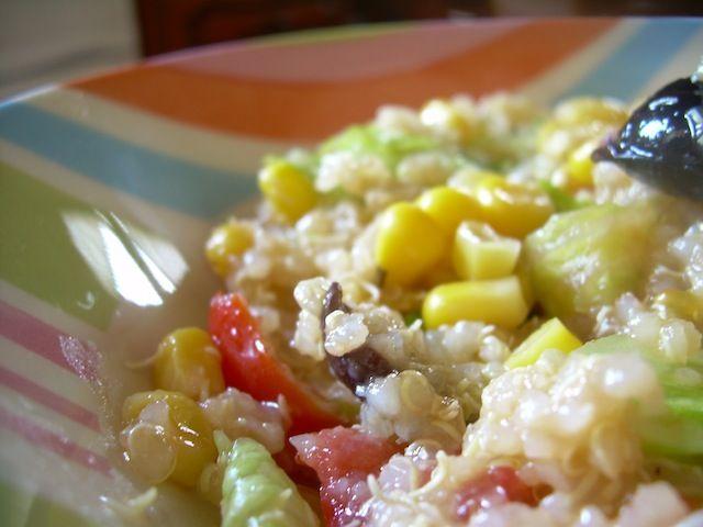 Insalata estiva di quinoa – Ricette Vegan – Vegane – Cruelty Free