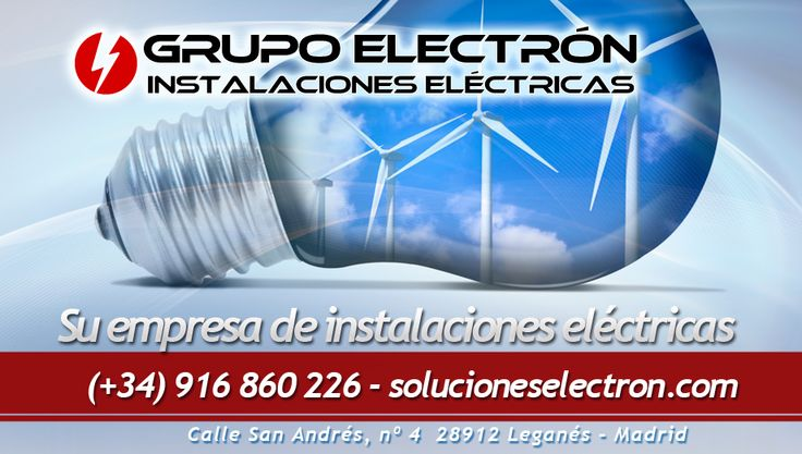 Electricistas Madrid en Leganés, Madrid  www.solucioneselectron.com