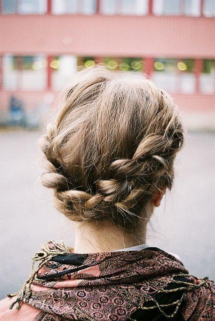 Just braid it.