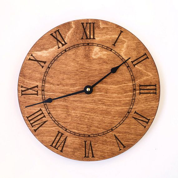 Best 25 Large wooden clock ideas on Pinterest Large rustic wall