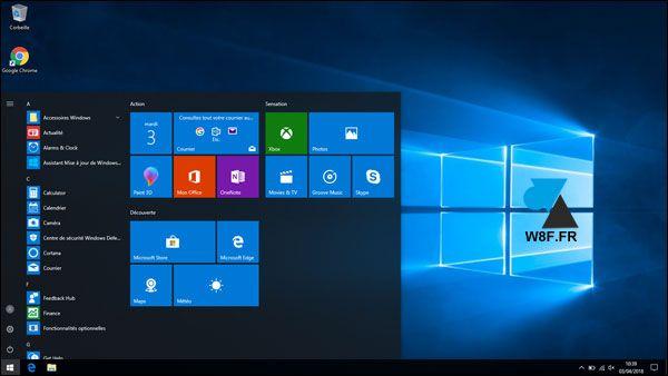 tutoriel Windows 10 Mode Tablette