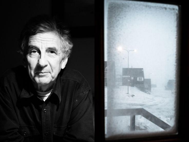 Robert PERONI e The RED HOUSE (Tasiilaq, East Greenland)