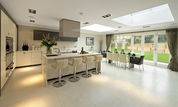 Image result for single story kitchen extension ideas