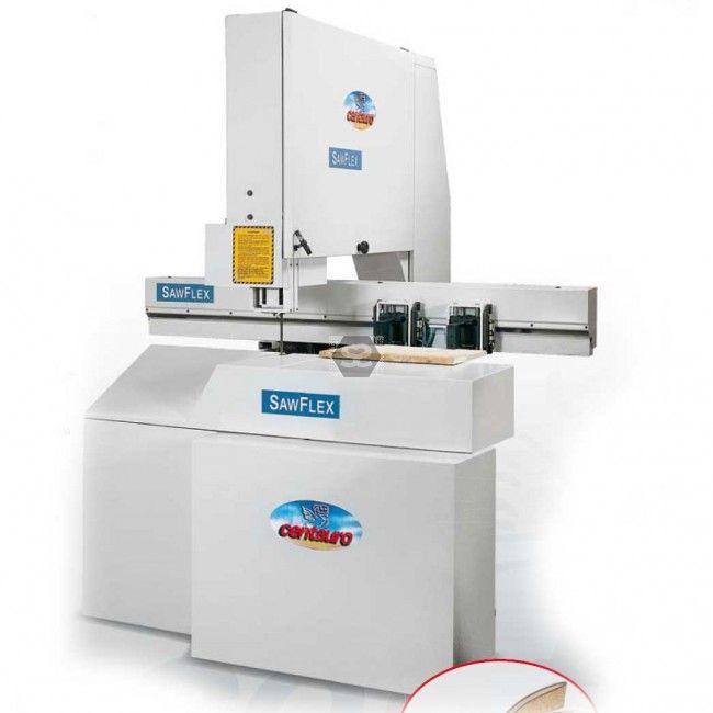 Centauro Sawflex CNC Bandsaw at Scott+Sargeant Woodworking Machinery / UK