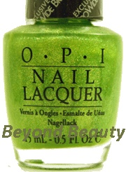 OPI call my cell-ery: Opi Call