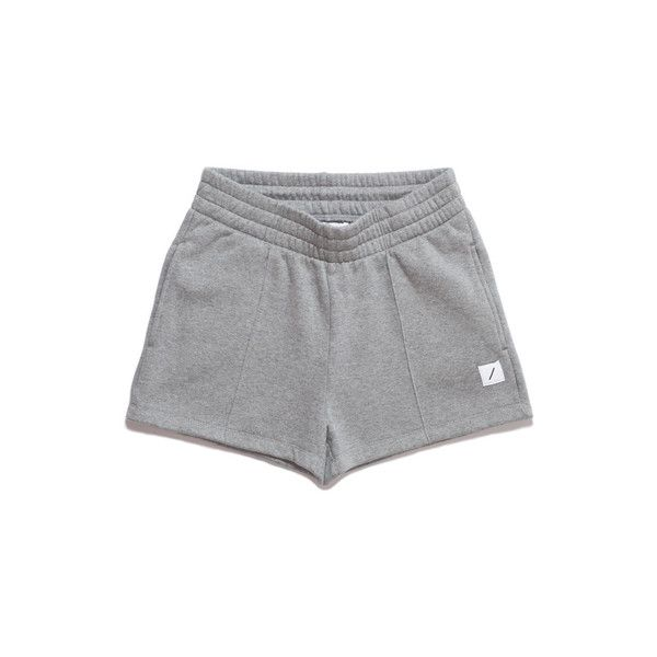 The Creatørs Club • Mini shorts • Heather grey