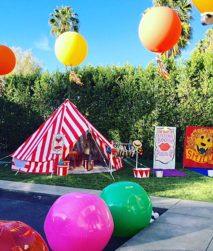 Children's Parties Los Angeles | Send In The Clowns