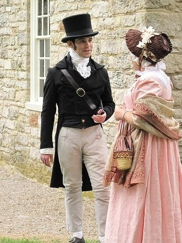 Regency era costumes | Early 19th Century Fashion, Regency/Napoleonic Era. / Costumes from a ...