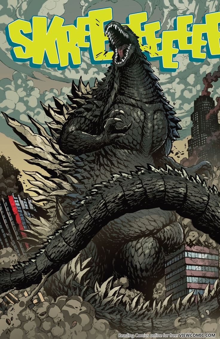 Godzilla Rulers Of Earth: 025 (2015) …………. | Viewcomic reading comics online for free