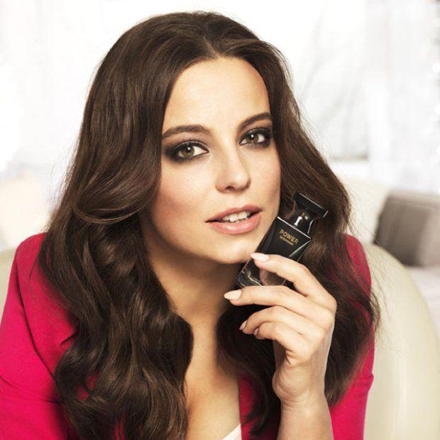 Polskie gwiazdy w reklamach perfum - Anna Mucha Oriflame Power Woman