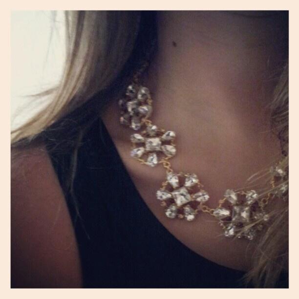 Hermess necklace #sparkle