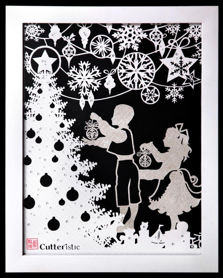 Открытки школе, вырезалка новогодние открытки