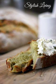 Zucchinibrot Jamie Oliver