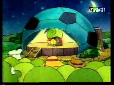 Рок групата на Цветко - Веселите грашковци - ТВ Ретро #poddingtonpeas #веселитеграшковци #tvretro #твретро