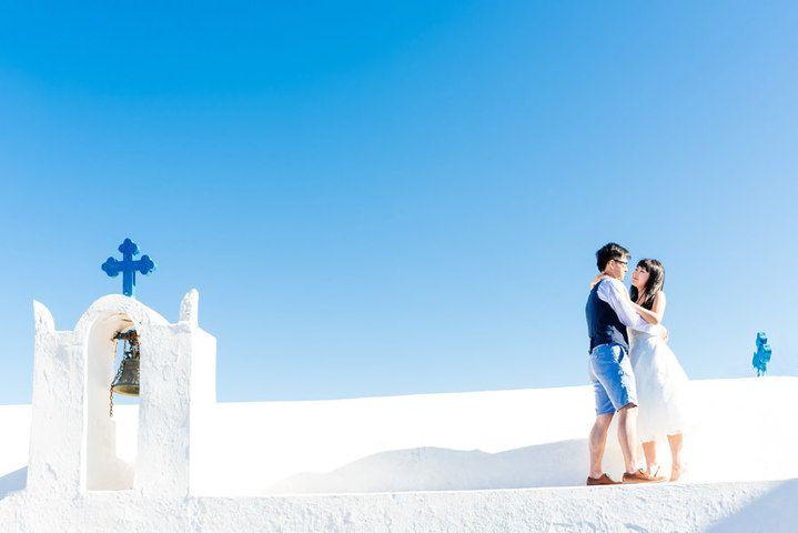 From Hong Kong to Santorini – Honeymoon » Wedding, Baptism and Newborn Photographer