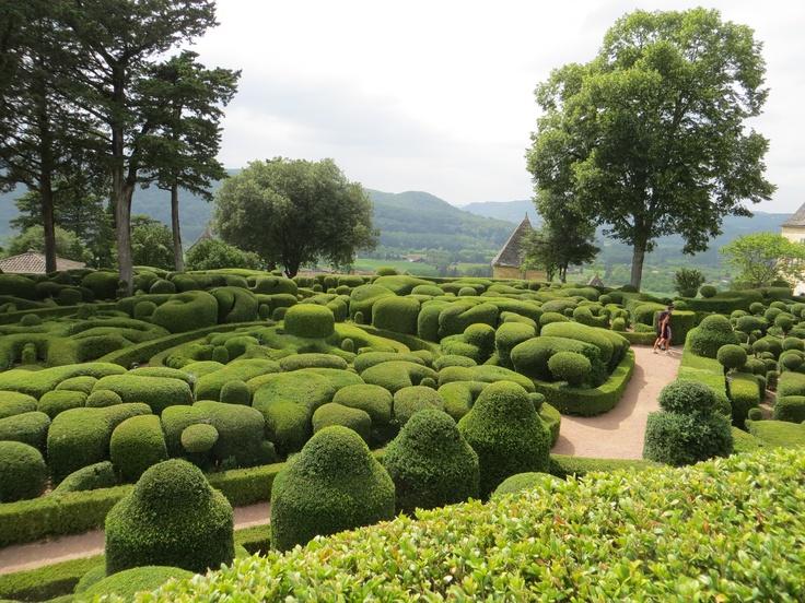 46 best les jardins de marqueyssac images on pinterest buxus garden art and topiary garden - Les jardins de marqueyssac ...