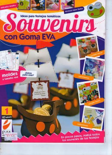 Revista SOUVENIRS - Arte e Eva - Picasa Web Albums